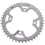 Shimano Deore FC-M540 44t 9 Speed 4 Bolt Silver Outer Chainring