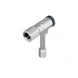 Topeak Pressure-Rite Schrader Valve Suspension Shock Adapter
