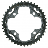 Shimano Deore FC-M590 42t 9 Speed 4 Bolt Grey Outer Chainring