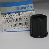 Shimano C201 & RM40 8 speed MTB Freehub body Y-3SL 98030