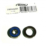 Rear Bearing Kit for QRM SL Hubs