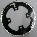 FSA Sup. ATB 42t 94 bcd 4 bolt Black Alloy Outer Chainring