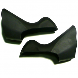 Shimano Dura Ace ST-9000 Black & Grey Rubber Hoods