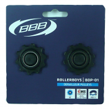 Campagnolo compatible BBB 10t Black Gear Pulley Jockey Wheels