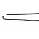 Sapim Race D. Butted Black Spokes 270mm - 300mm J Bend
