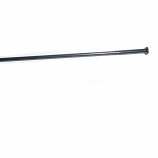 DT Competition D. Butted ED Black Spokes 258 - 290mm Straight Pull (Rod)