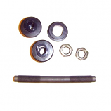 Front UB QRM Axle Assembly
