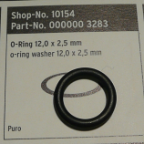 SKS Puro Pump Barrel O Ring