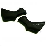 Shimano Ultegra ST-6870 Di2 Black Rubber Hoods