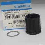 Shimano Tiagra FH-4500 8 & 9 Speed Freehub body Y-3CR 98070