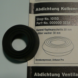 SKS Rennkompressor and Airbase Pro 30mm Pump Barrel Rubber Washer