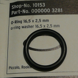 SKS Piccolo and Rookie O Ring Washer