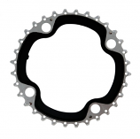 Shimano Deore XT FC-M770 32t 9 Speed 4 Bolt Middle Chainring