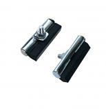 Fibrax ASH70 Round Bottom Rod Brake Caliper Brake Pad for Steel Rims